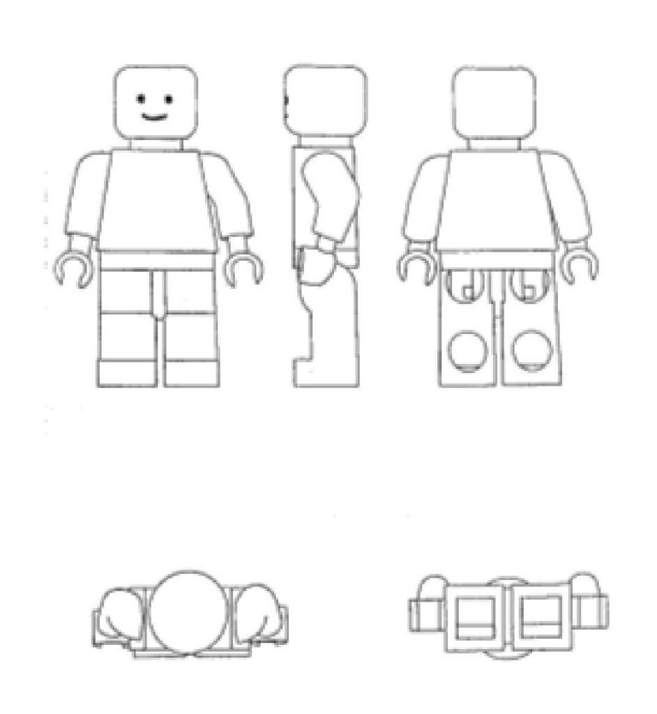 marque forme produit lego